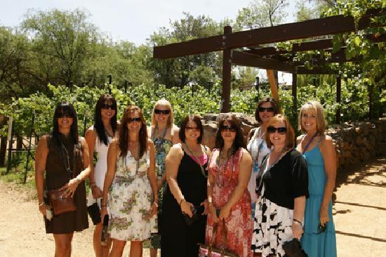 Az Wine Tours Sedona