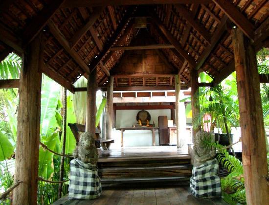 Lan Na Thai: Entrance