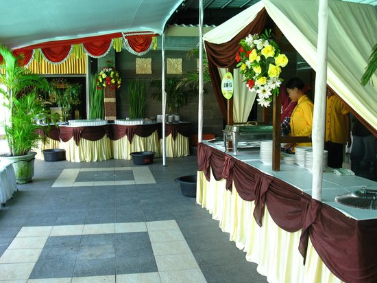 Hotel Nirwana Pekalongan: Wedding party