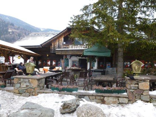 L 39 esterno del ristorante foto di trattlers einkehr bad for L esterno del ristorante sinonimo