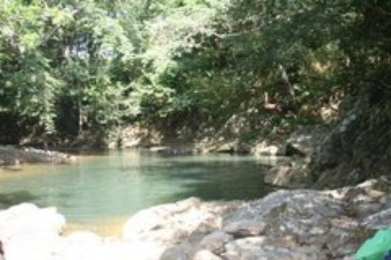 La Pintada, Panama: Swimming hole, fantastic