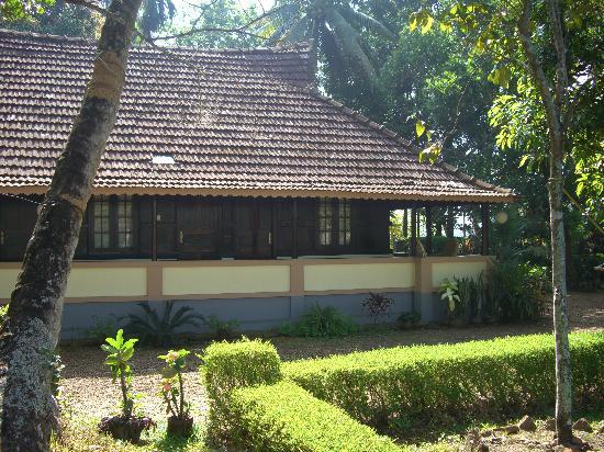 The Pamba Heritage Villa: das anwesen am pamba fluss