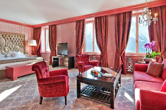 Carlton Hotel St. Moritz: Suites_Junior Suite