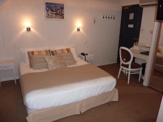Hotel Saint Jean : notre chambre