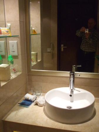 Pasonda Hotel: bathroom