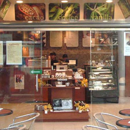 Ah Cacao Chocolate Cafe : Ah Cacao Chocolate Café, La Isla