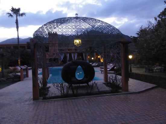 Domaine de la Roseraie : Pool