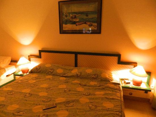 Hotel-Club Trois Ilets : Chambre triple
