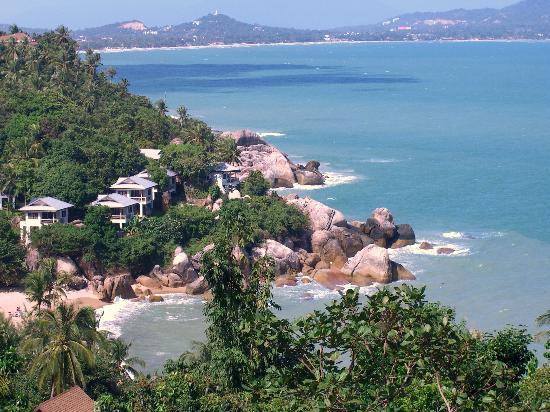 Ban Sua Samui: Blick aus dem Pool