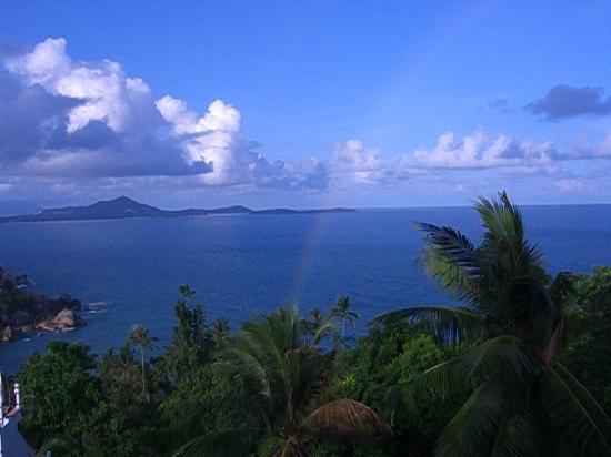 Ban Sua Samui: Regenbogenaussicht