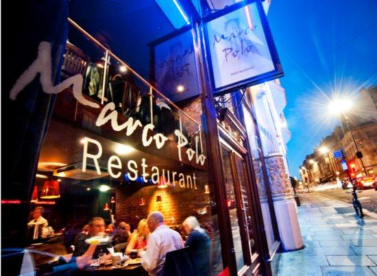 Marco Polo Restaurant : Exterior