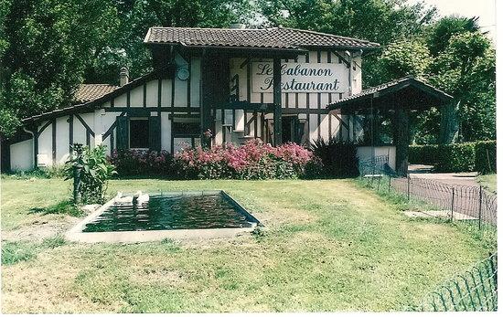 Magescq, France: le jardin