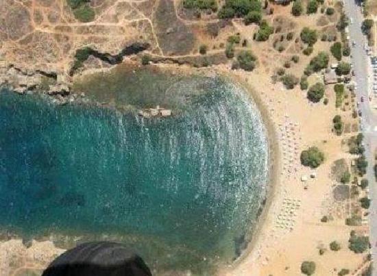 نيريس هوتل: Agii Apostoli beach.