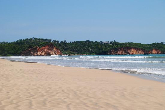 Jagabay Resort: Beach