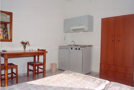 Niriis Hotel : 2-bed apartment.