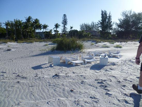 Silver Sands Gulf Beach Resort: Beached!