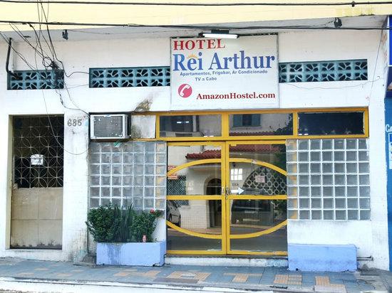 Hotel Rei Arthur : Amazon Hostel
