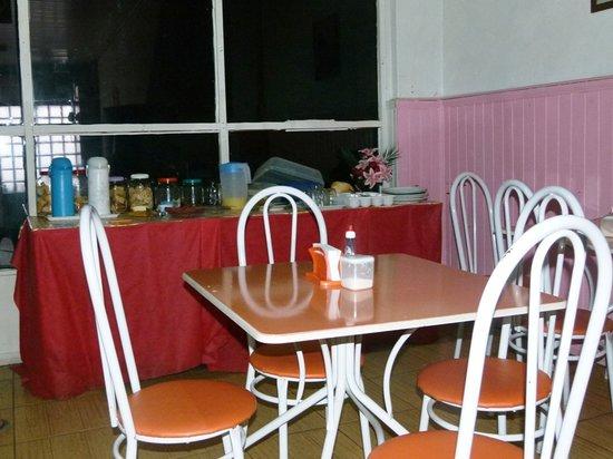 Hotel Rei Arthur: Kitchen