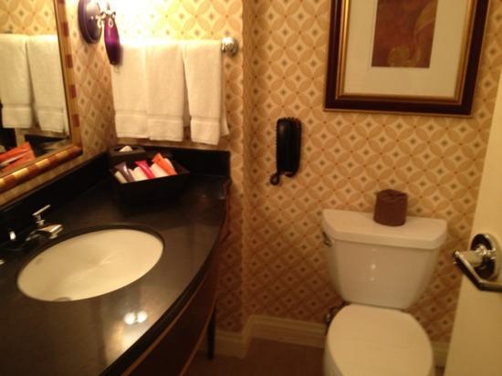 Kimpton Marlowe Hotel  washrooms. washrooms    Picture of Kimpton Marlowe Hotel  Cambridge   TripAdvisor