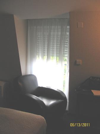Chateau des Reynats: Encore notre chambre