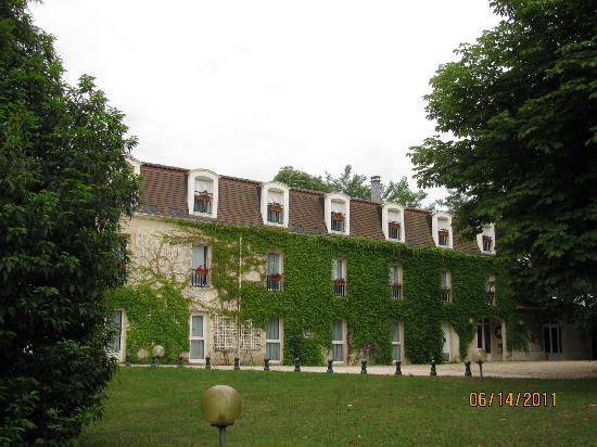 Chateau des Reynats: L'Orangeraie