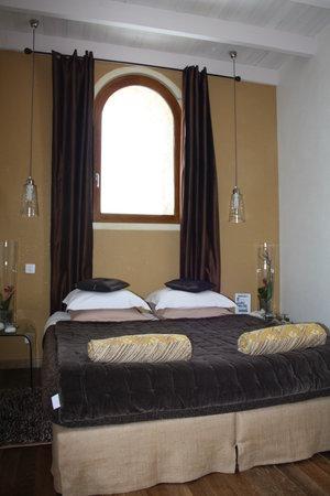 Coteau de Belpech: chambre zen
