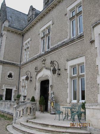 Chateau des Reynats: Le Château des Reynats 13-06-2011