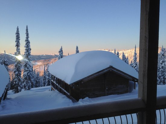 The Main Lodge at Baldface Lodge