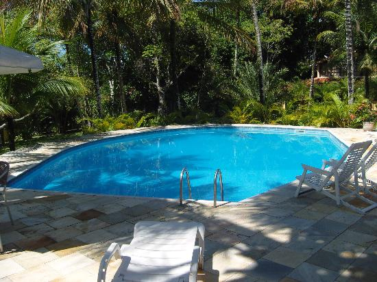 Pousada Jacaranda: Pool