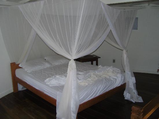 Pousada Jacaranda: Bedroom