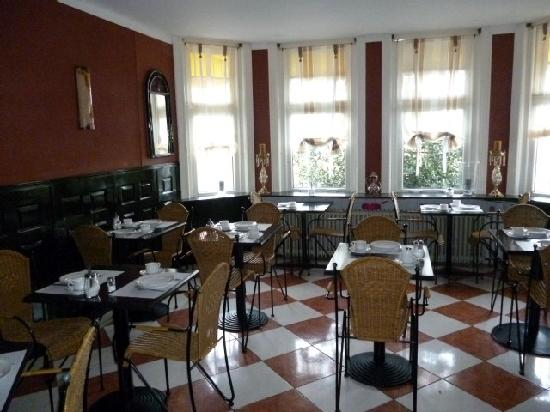 Hotel Mare Sanat: Dining room