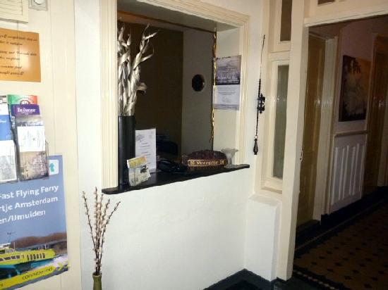 Hotel Mare Sanat: Reception
