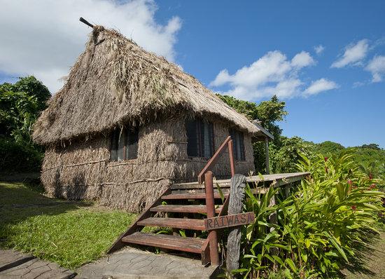 Matava - Fiji's Premier Eco Adventure Resort: Matava bure