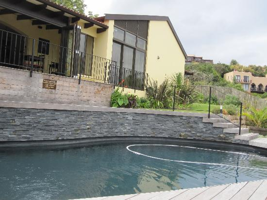 Double Dutch B & B : The Lovely Pool