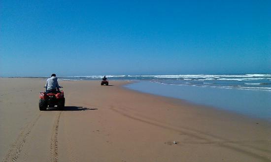 Rima Quad: Essaouria beach
