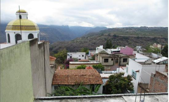 Hotel Posada Mirador: View from our room