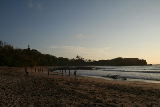Refugio Del Sol Lodge: spiaggia plaia pelada