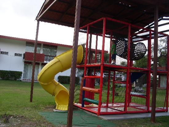 Matamoros, Mexico: area de juego infantiles