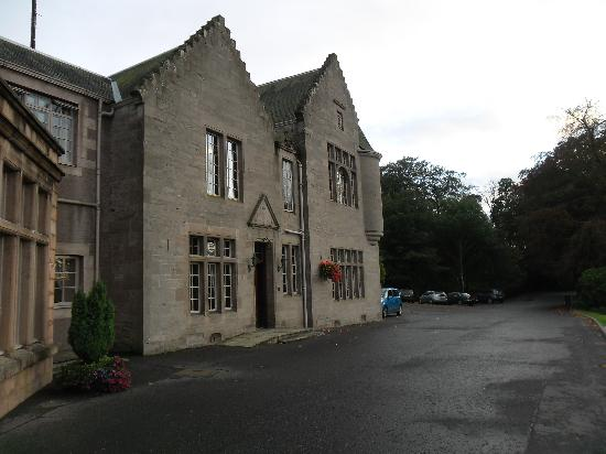 Murrayshall House Hotel: Front