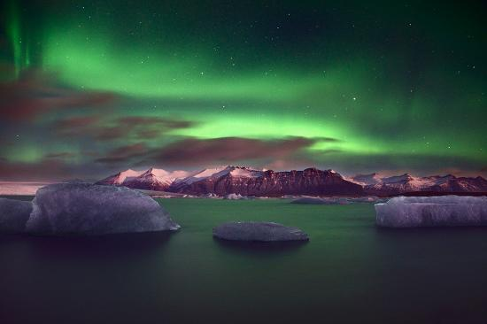 Iceland Aurora Photo Tours - Day Tours : Aurora shot