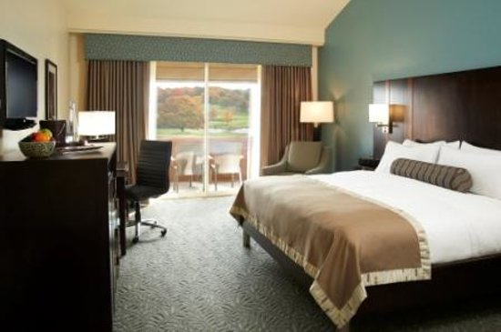 Chubb Hotel & Conference Center: Newly renovated guest rooms