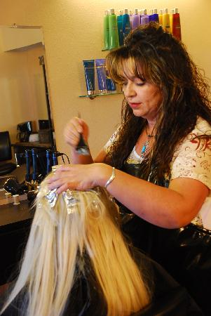 Elephant Butte, NM: Ivory Salon
