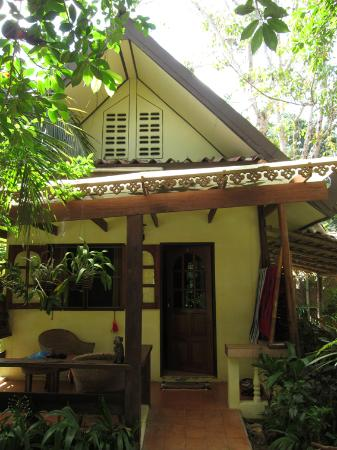 Na-Thai Resort: Unser Bungalow