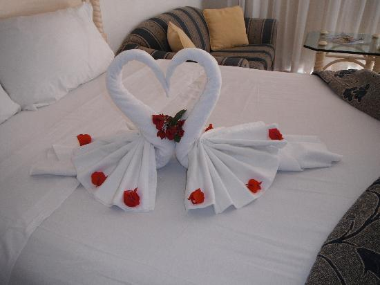 Friendly Vallarta All Inclusive Family Resort: sweet maid creations