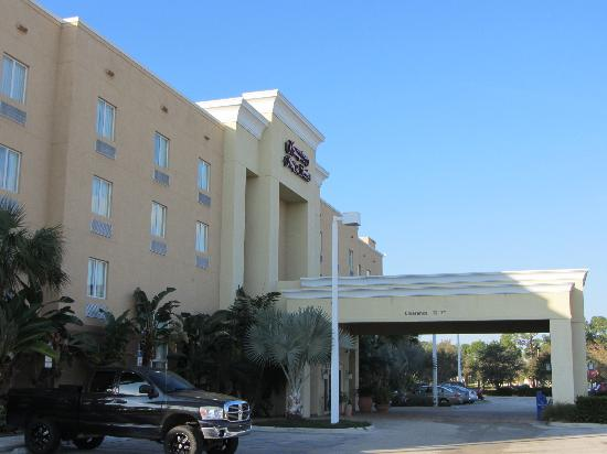 Hampton Inn & Suites of Ft. Pierce: Hotel