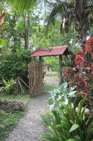 Vista Verde Guest House: entrance
