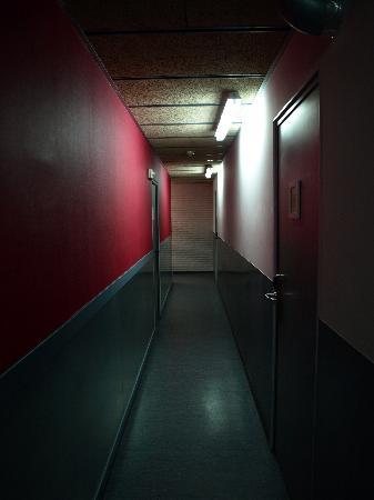 HelloBCN Hostel: Corridor