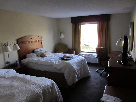 Hampton Inn Vero Beach: Zimmer