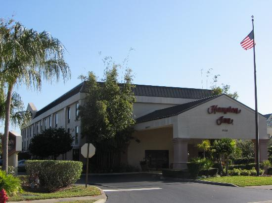 Hampton Inn Vero Beach: Hotel