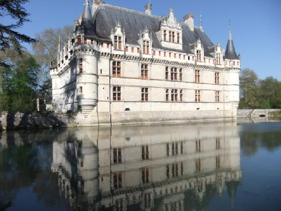 treppenhaus photo de ch teau d 39 azay le rideau azay le rideau tripadvisor. Black Bedroom Furniture Sets. Home Design Ideas